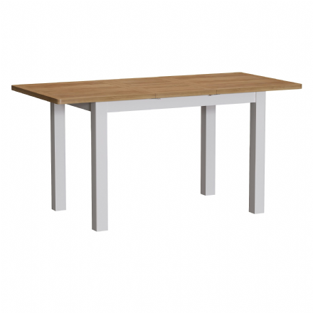 Richmond Painted Oak 1.2m Butterfly Extending Table